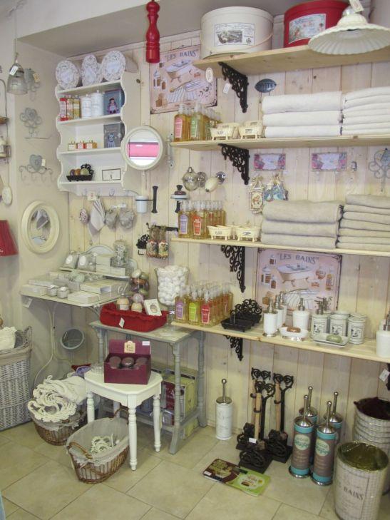 Variate accesorii si decoratiuni pentru bucatarie si baie in stil vintage la Comptoir de Famille