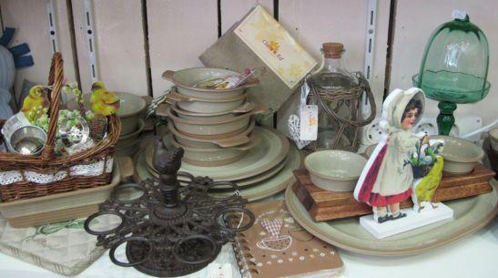 Vesela, accesorii si decoratiuni rustic elegante gasesti la Yankee Land