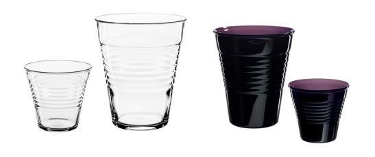 VIP sau Very impropably plastic este inovatia Mario Cioni care a transformat paharele banalele de plastic intr-unele pretioase din cristal