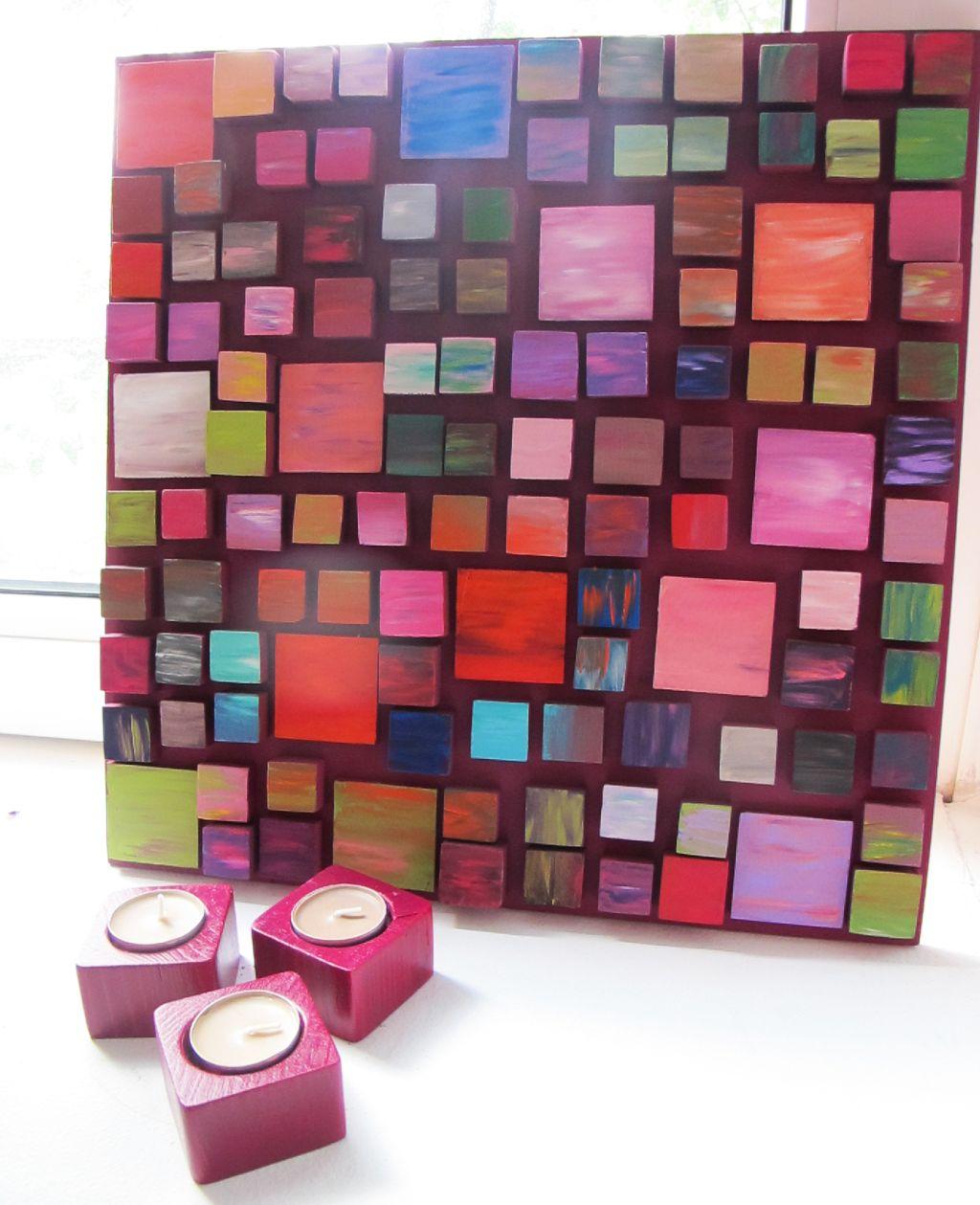 adelaparvu.com despre Liliana Stoica si tablourile sale Deco box (11)