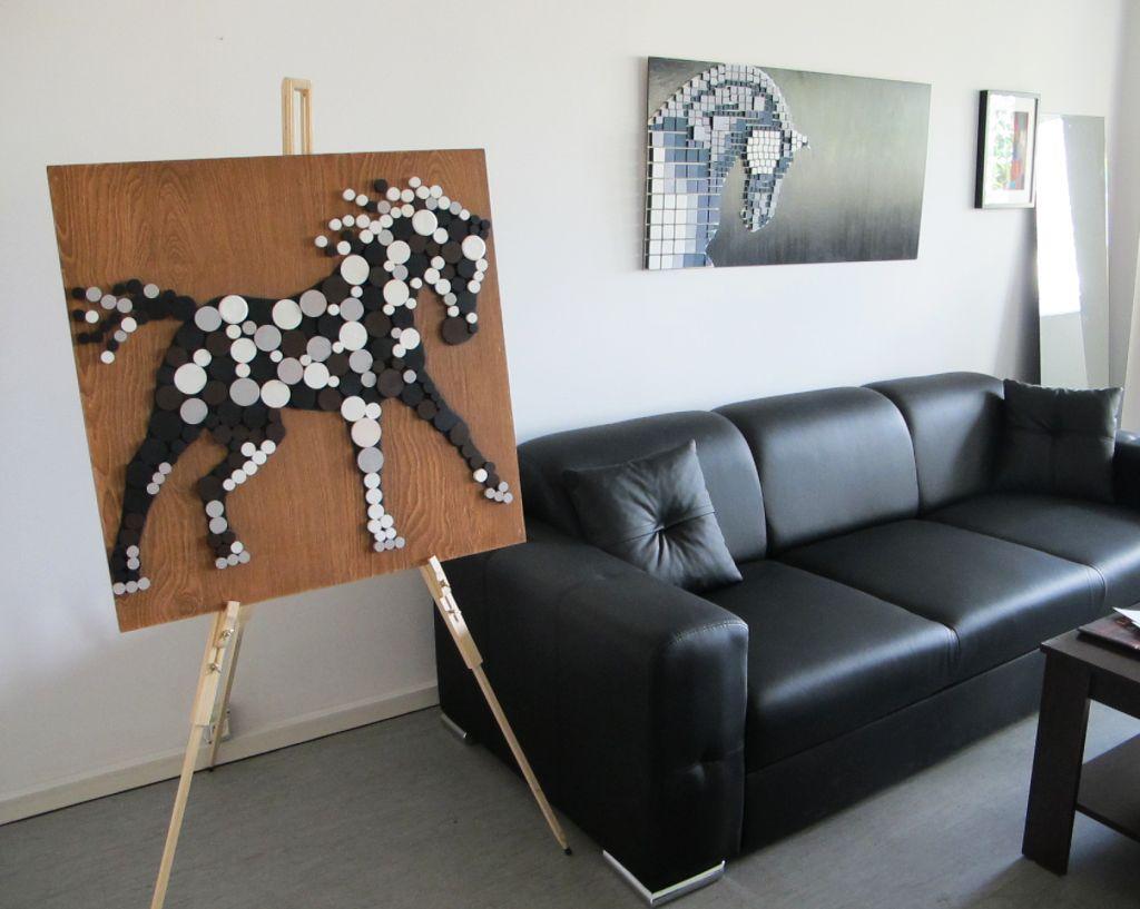adelaparvu.com despre Liliana Stoica si tablourile sale Deco box (6)