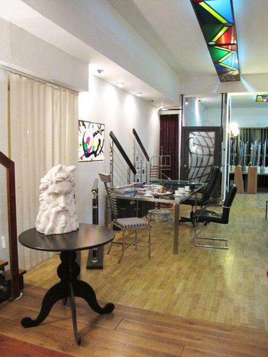 Atmosfera creativa in birourile SuperFaber