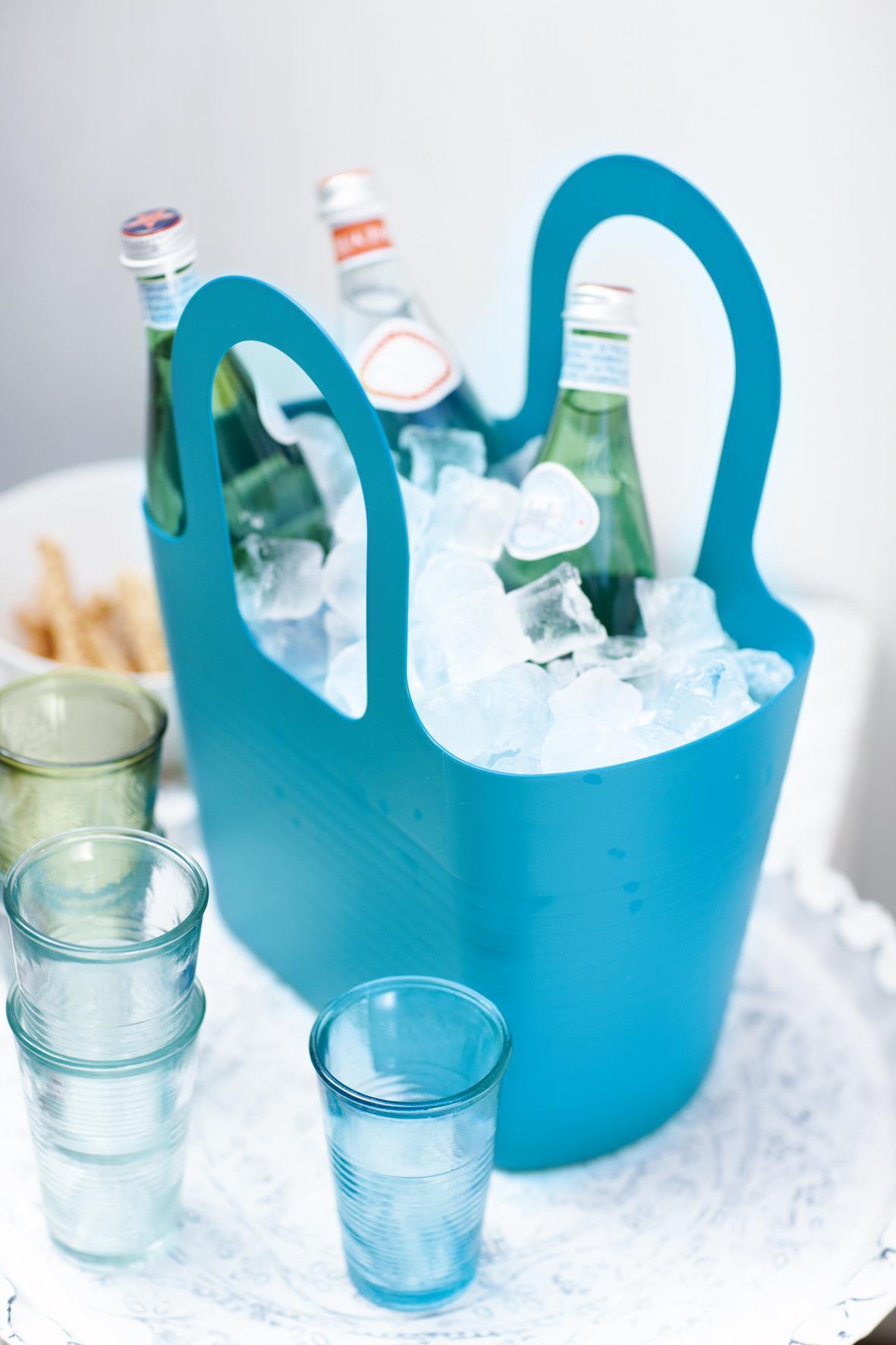Lizzy bag folosita pentru bauturi la rece