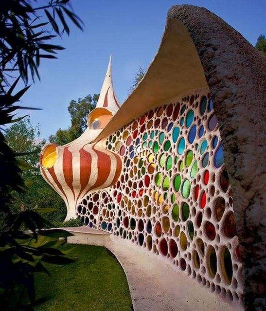 adelaparvu.com despre Casa Nautilus arhitect Javier Senosiain (2)