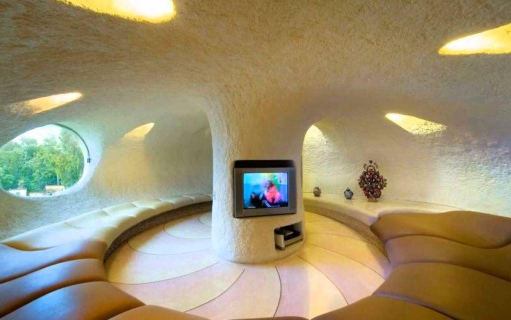 adelaparvu.com despre Casa Nautilus arhitect Javier Senosiain (3)