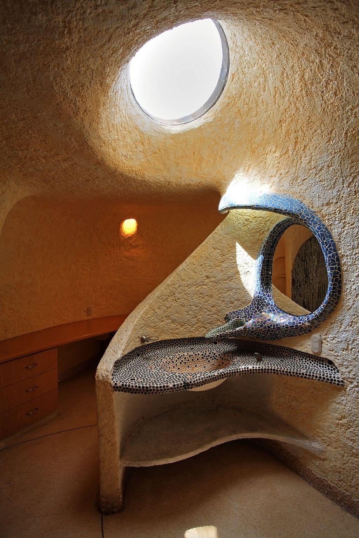 adelaparvu.com despre Casa Nautilus arhitect Javier Senosiain (5)