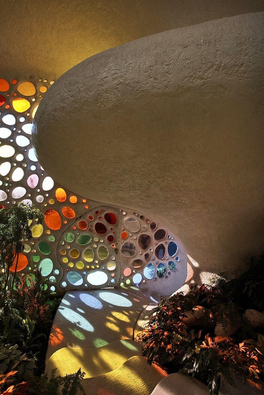 adelaparvu.com despre Casa Nautilus arhitect Javier Senosiain (9)