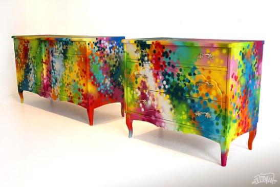 adelaparvu.com despre mobila cu graffiti design Dudeman 5