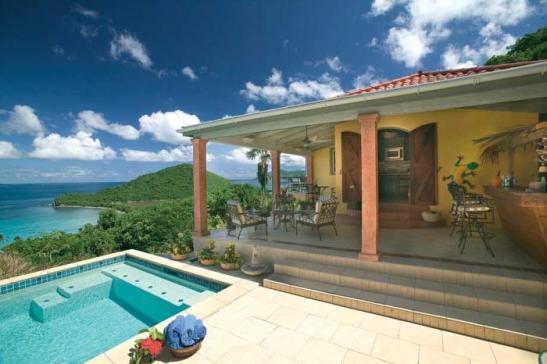 adelaparvu.com despre Villa Tara din Tortola Caraibe (11)