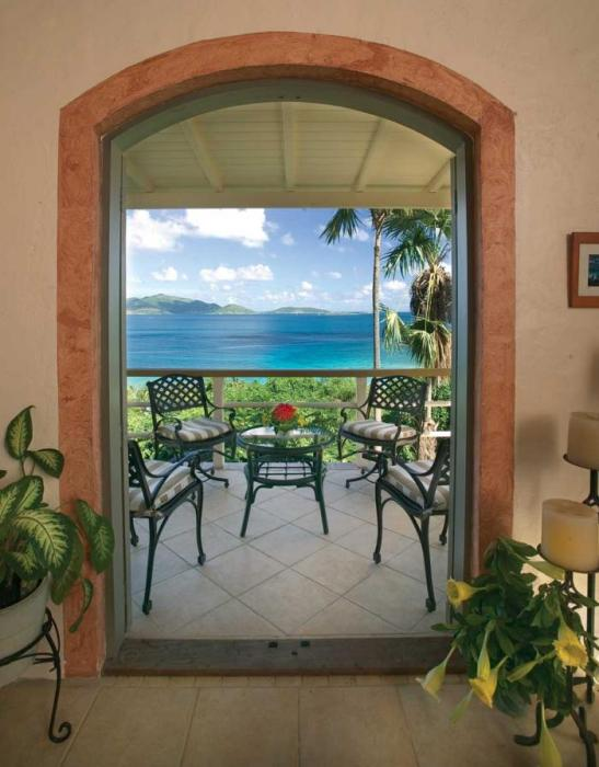 adelaparvu.com despre Villa Tara din Tortola Caraibe (2)