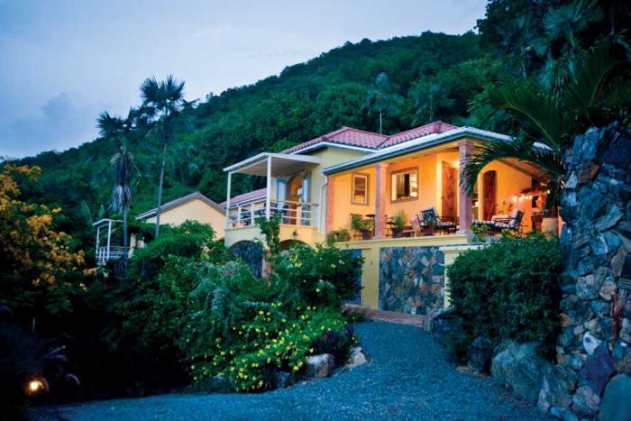 adelaparvu.com despre Villa Tara din Tortola Caraibe (6)
