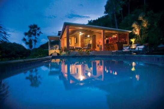 adelaparvu.com despre Villa Tara din Tortola Caraibe (9)