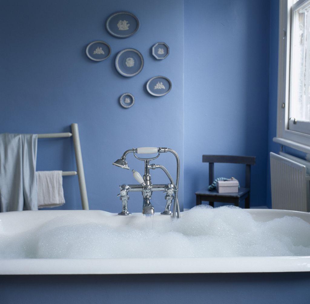 Albastru Wedgwood inspirat de celebra firma englezeasca de portelan Wedgwood la noi prin Azay Foto Copyright © Akzo Nobel