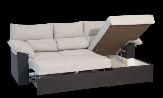Modul cum se extinde canapeaua Afrodita 2 locuri pret 2500 lei de la Mobicord