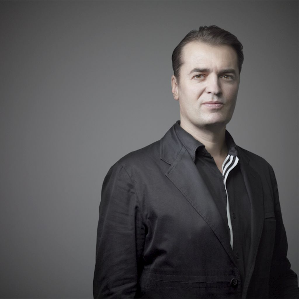 Patrik Schumacher, Director Zaha Hadid Architects, Londra
