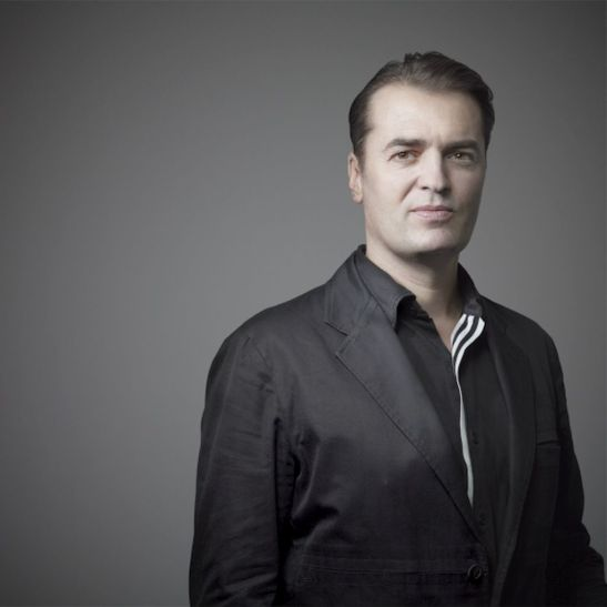 Patrik Schumacher, Director Zaha Hadid Architects, Londra