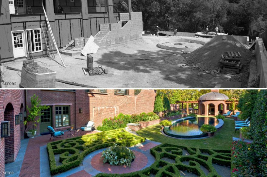 adelaparvu.com despre amenajari gradini facute de Harold Leidner Landscape Architects  (10)
