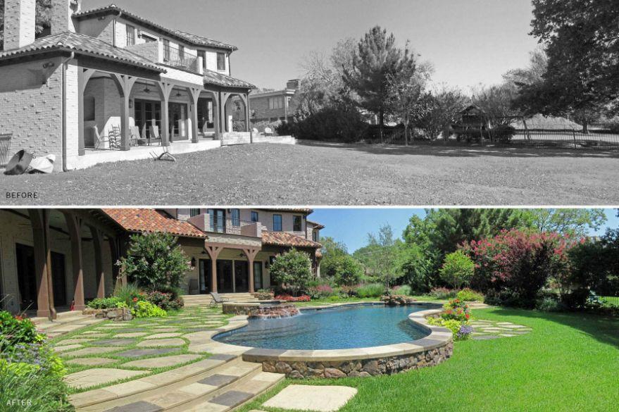 adelaparvu.com despre amenajari gradini facute de Harold Leidner Landscape Architects  (7)