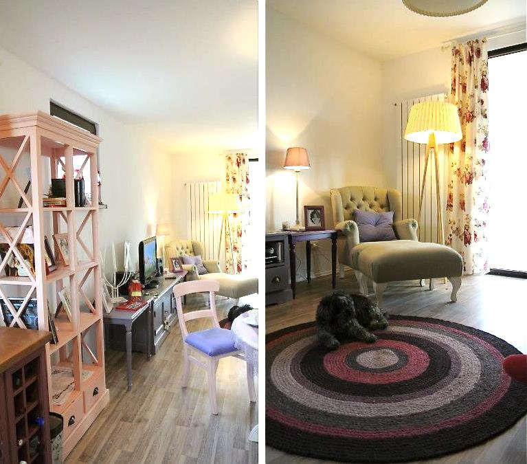 adelaparvu.com despre apartament feminin designer Mariana Bercu2