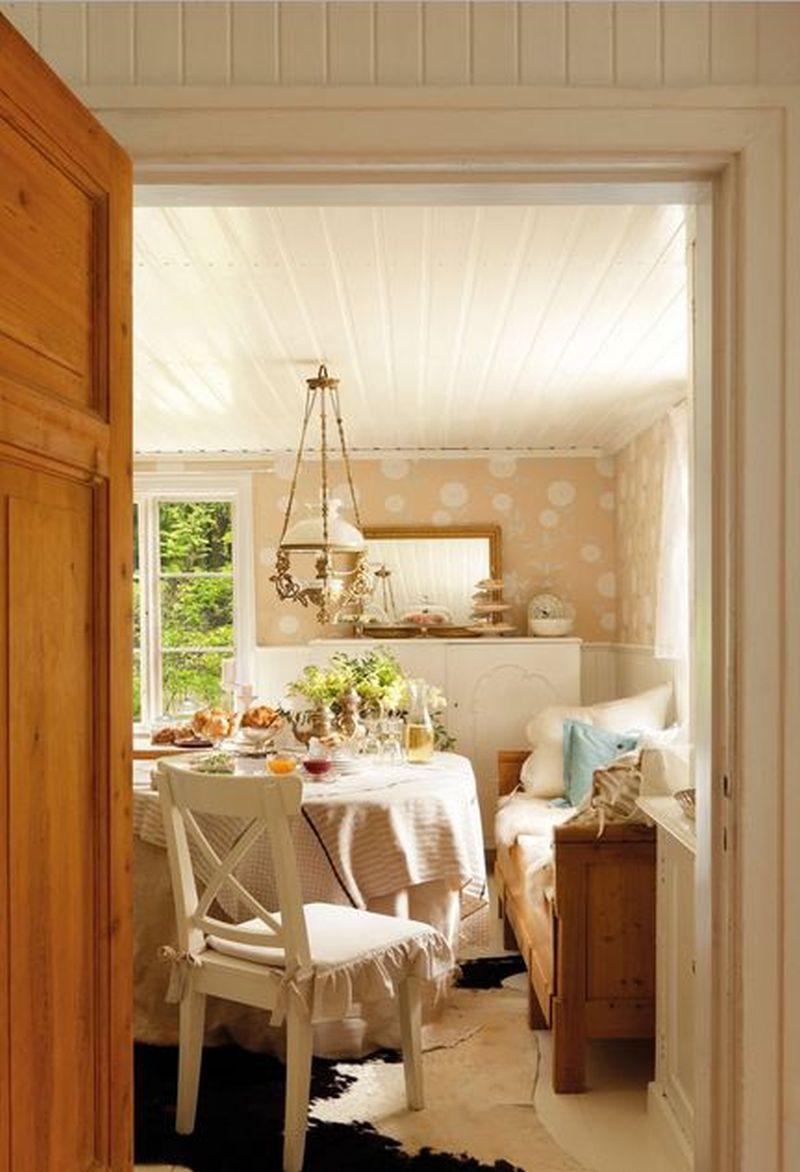 adelaparvu.com despre casa in stil rustic suedez designer Lorenza Meazza foto El Mueble (3)