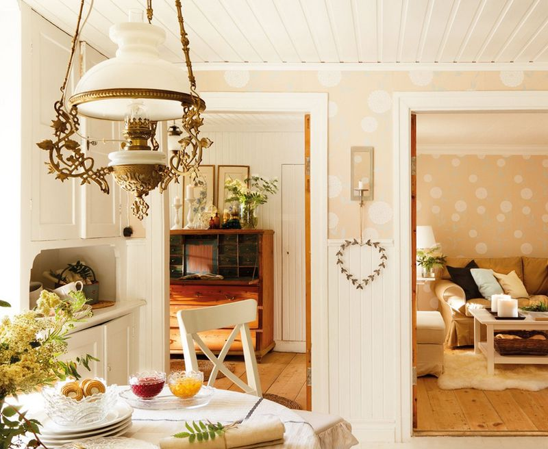 adelaparvu.com despre casa in stil rustic suedez designer Lorenza Meazza foto El Mueble (7)
