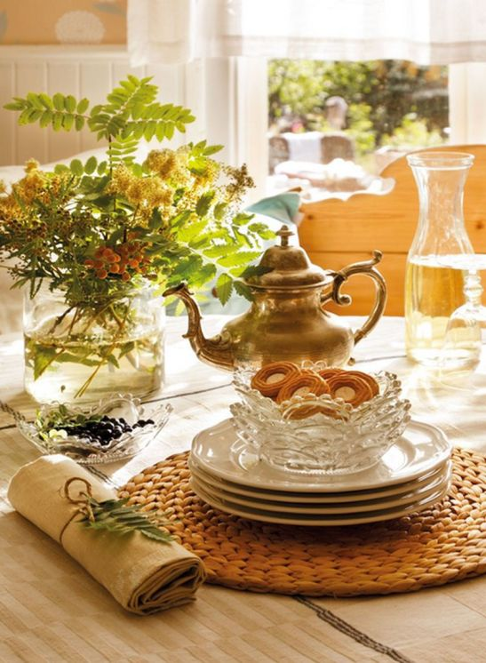 adelaparvu.com despre casa in stil rustic suedez designer Lorenza Meazza foto El Mueble (8)