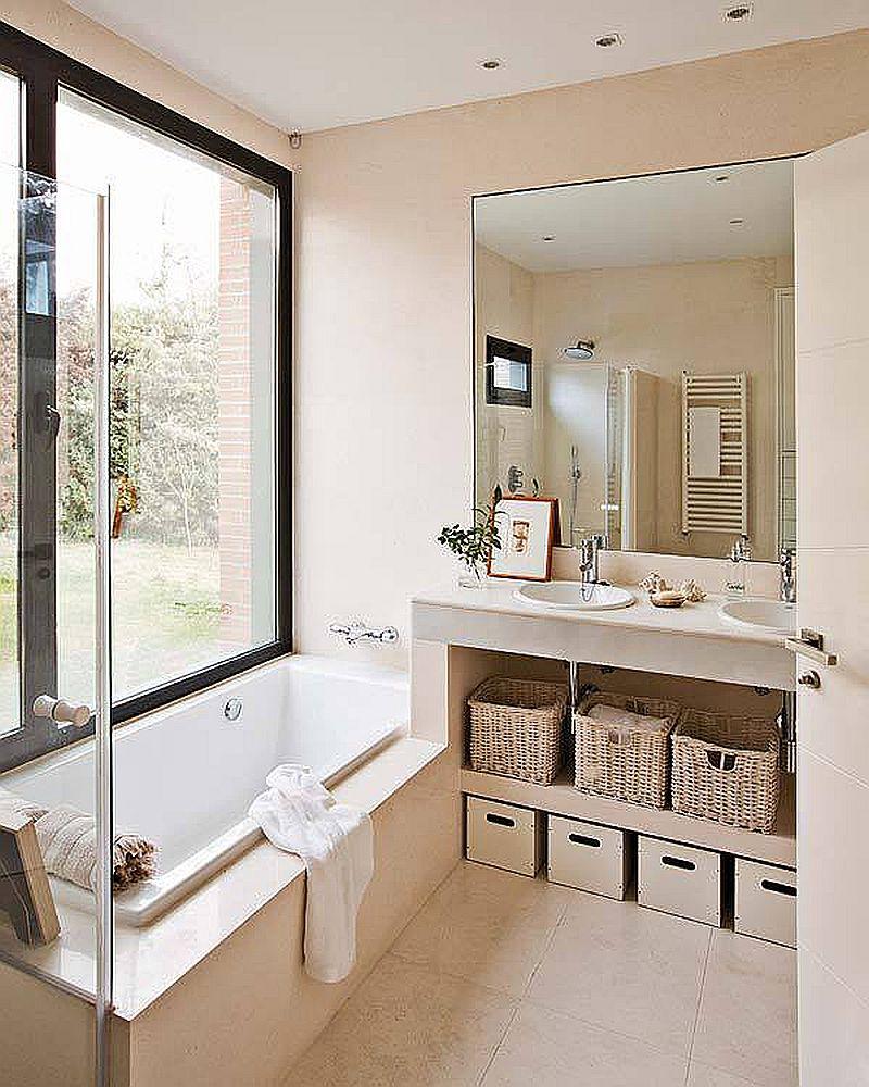 adelaparvu.com despre casa mica contemporana in Madrid foto Mi Casa (2)