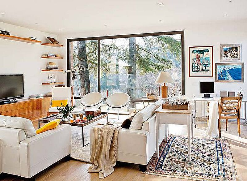 adelaparvu.com despre casa mica contemporana in Madrid foto Mi Casa (4)