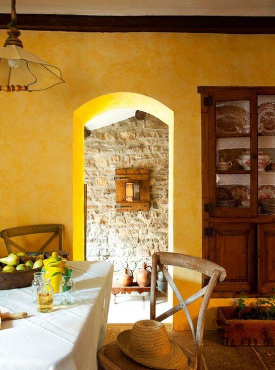adelaparvu.com despre casa taraneasca renovata Foto El Mueble (10)