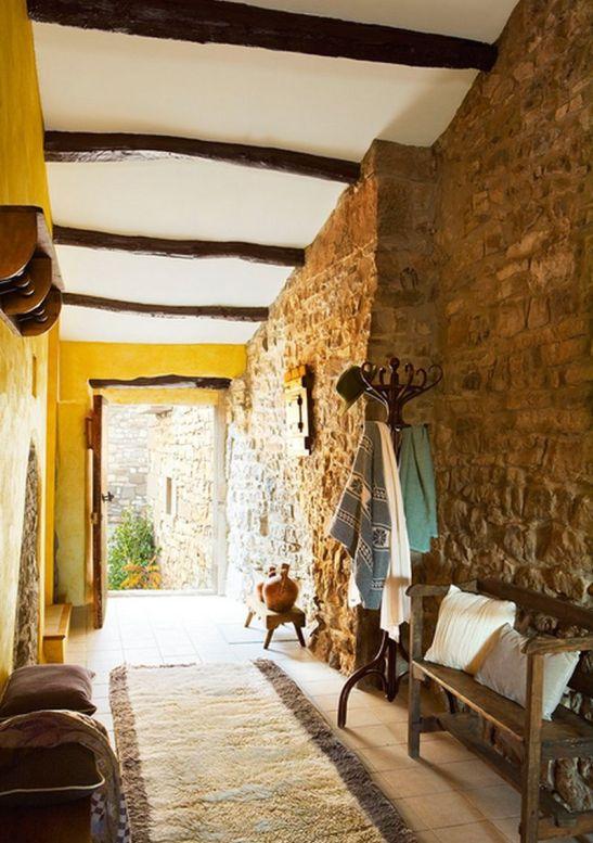 adelaparvu.com despre casa taraneasca renovata Foto El Mueble (2)