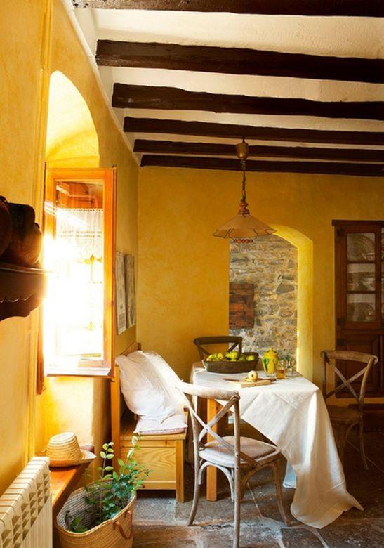 adelaparvu.com despre casa taraneasca renovata Foto El Mueble (8)