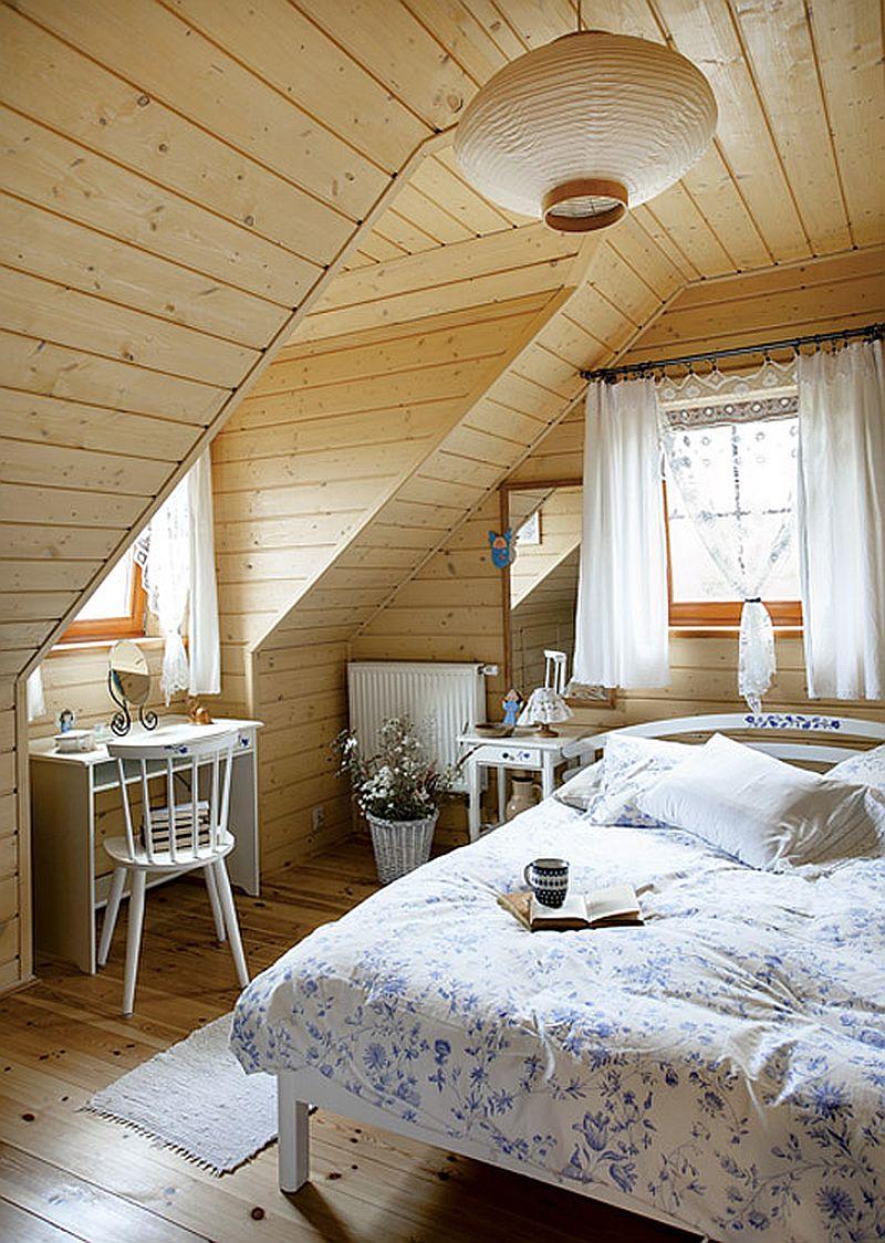 adelaparvu.com despre casa traditionala Foto Michael Przeździk, Weranda Country (11)