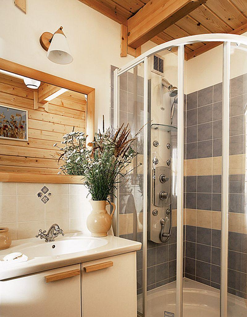 adelaparvu.com despre casa traditionala Foto Michael Przeździk, Weranda Country (14)