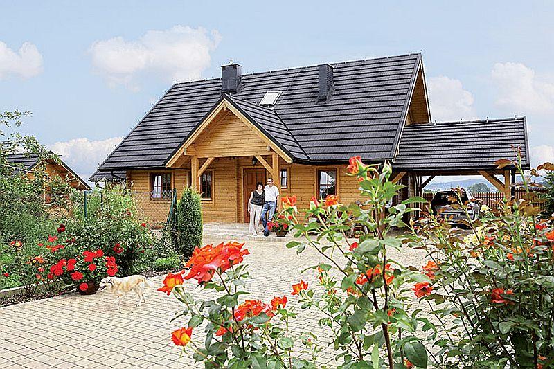 adelaparvu.com despre casa traditionala Foto Michael Przeździk, Weranda Country (15)