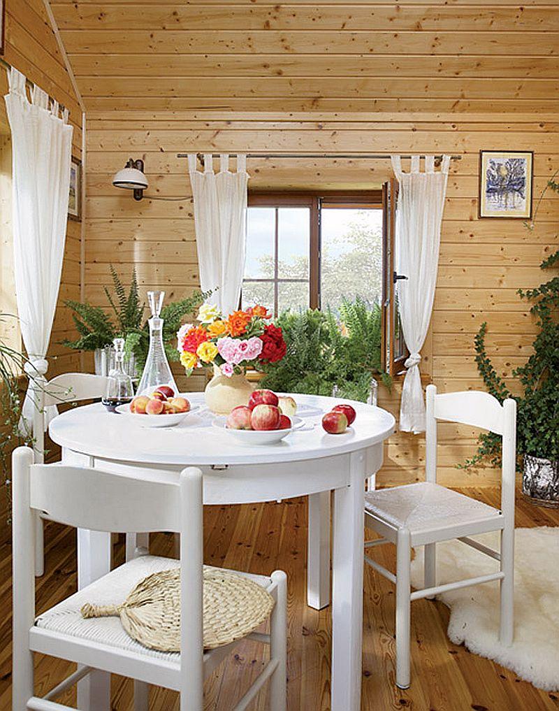 adelaparvu.com despre casa traditionala Foto Michael Przeździk, Weranda Country (4)