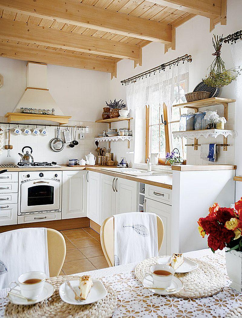 adelaparvu.com despre casa traditionala Foto Michael Przeździk, Weranda Country (6)