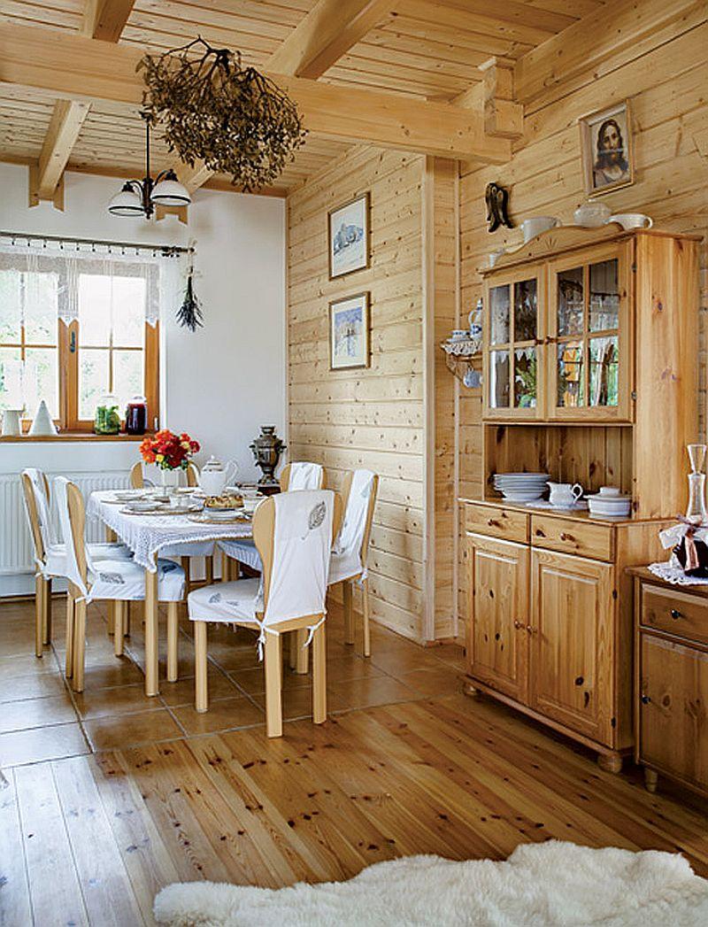 adelaparvu.com despre casa traditionala Foto Michael Przeździk, Weranda Country (7)