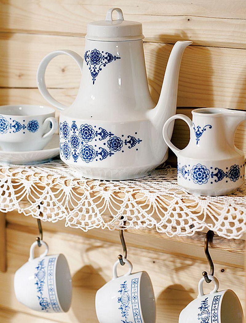 adelaparvu.com despre casa traditionala Foto Michael Przeździk, Weranda Country (9)