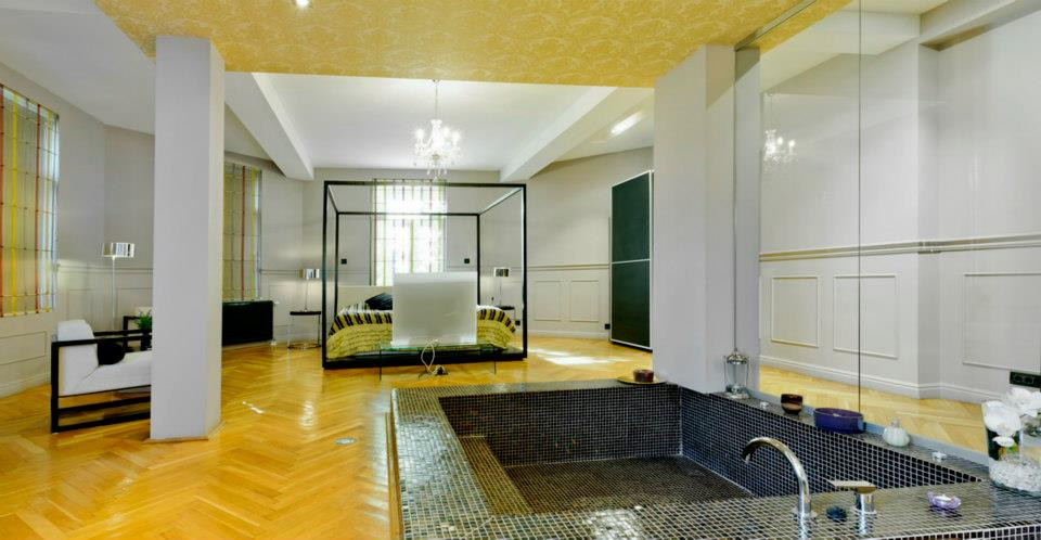 adelaparvu.com despre Chambers & Charm Hotel Brasov BALDQUIN 1