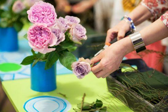 adelaparvu.com despre cursuri florale Andeli Design (10)