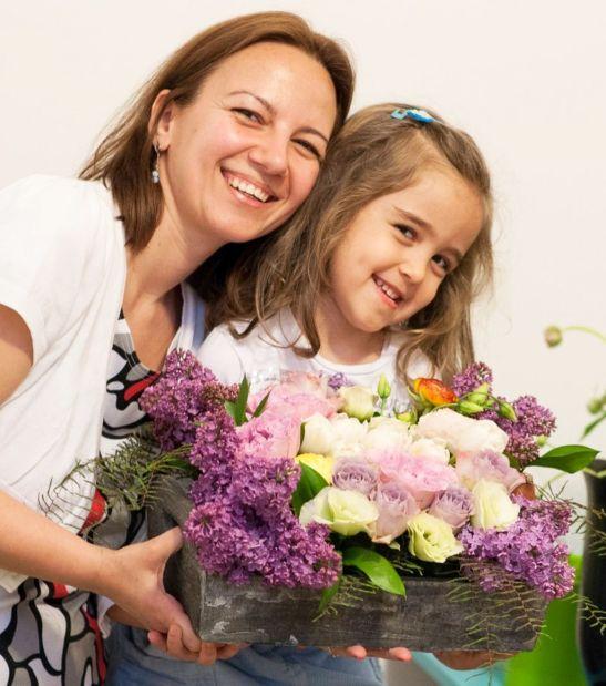 adelaparvu.com despre cursuri florale Andeli Design (13)