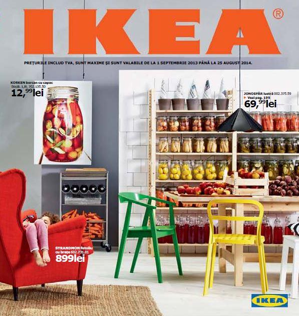 adelaparvu.com despre IKEA coperta 2014