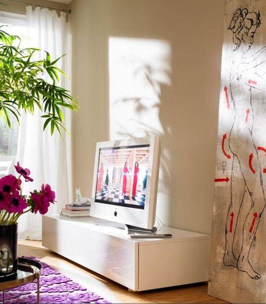 adelaparvu.com despre living lila Schoner Wohnen Foto Stefan Thurmann (3)