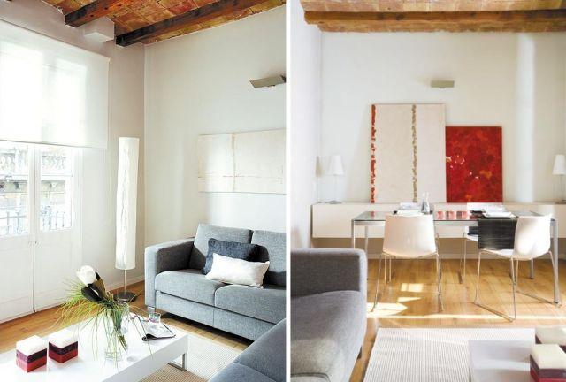 adelaparvu.com despre separare cu mobila de bucatarie designeri Clara Masllorens si Guillermo Escobedo Foto Micasa