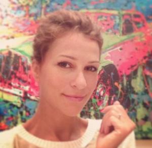Andreea Uceanu  director de imagine si design la Floria.ro
