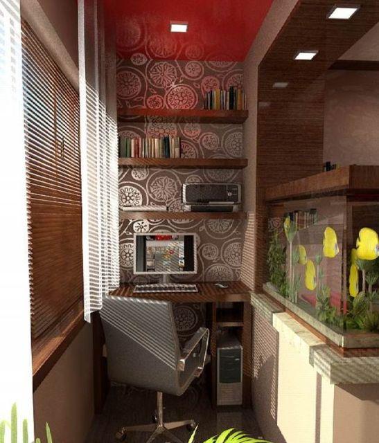 adelaparvu.com birou pe balcon (21)
