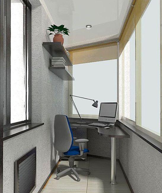 adelaparvu.com birou pe balcon (7)