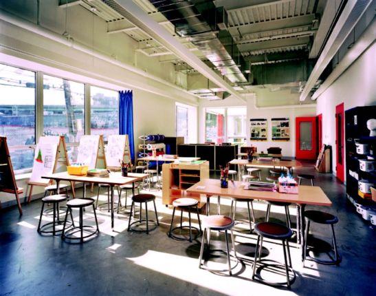 adelaparvu.com despre Bronx Charter School for the Arts (1)