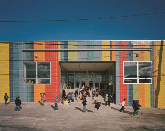 adelaparvu.com despre Bronx Charter School for the Arts (3)