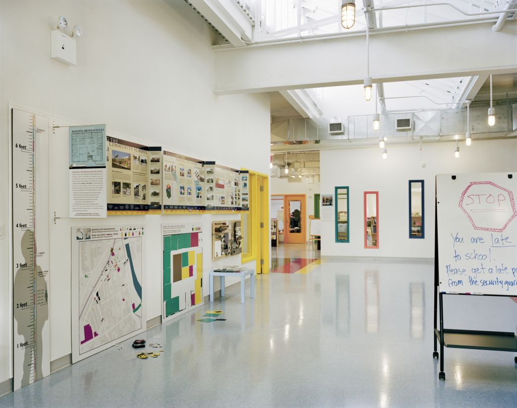 adelaparvu.com despre Bronx Charter School for the Arts (4)